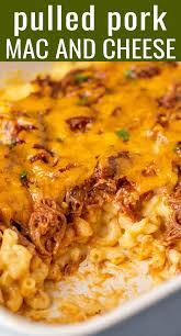 Jun 09, 2021 · these comforting casseroles turn bland and boring turkey into completely new creations. Pulled Pork Mac And Cheese Recipe Tastes Of Lizzy T