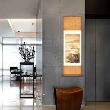 <b>Tangfoo</b> Chinese Silk Scroll <b>Painting Wall Picture</b> Famous ...