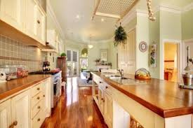 28 Small Galley Kitchens Country French Volnay Galley Kitchen