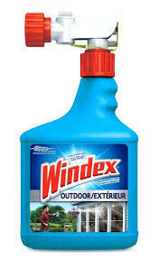 windex outdoor window cleaner