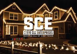 East Texas Lighting Christmas Lights Steve Cox Enterprise