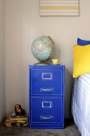 File Cabinet Paint Paint A File Cabinet Blue 5 Revamp Dollar Store Crafts