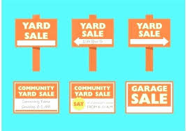 Yard Sale Signs Ideas Yard Sale Sign Ideas Buystamps Info