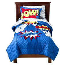 avengers twin bedding superhero