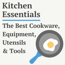 kitchen utensils list. Kitchen Essentials List: 71 Of The Best Cookware, Utensils, Tools \u0026 More Utensils List