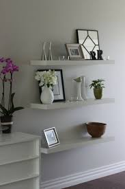 Breathtaking White Floating Shelves Ideas Pictures Design Ideas