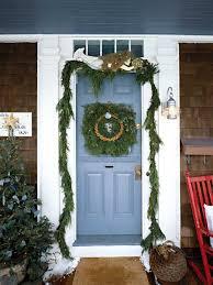 D Garland Around F How To Hang A Front Door Fresh Doors