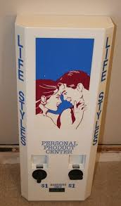 Ebay Cigarette Vending Machine Gorgeous Life Styles Personal Products Condom Vending Machines Vintage