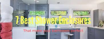 best shower enclosures