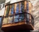 Балкон частного дома снаружи фото