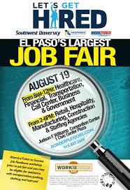 Construction Jobs Hiring In El Paso Tx