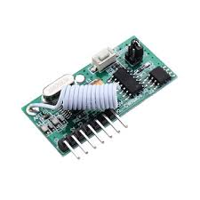 <b>315MHz Wireless Receiving Control</b> Module Superheterodyne ...