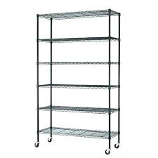 wire closet shelving home depot canada metal shelf brackets unit storage shelves on wheels kitchen enchanting