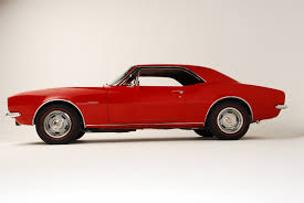 Photo: 1967 Camaro Z28 side profile view | 1967 Chevrolet Camaro Z ...