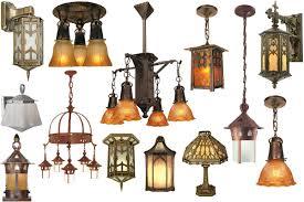 vintage hardware lighting arts crafts craftsman saveenlarge