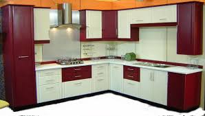 Dual Colour Wardrobe Designs Light And Dual Combination Kitchen