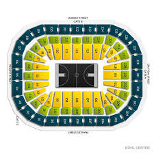Wisconsin Badgers Basketball Seating Chart Milwaukee Panthers At Wisconsin Badgers Basketball