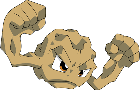 Pokemon Geodude Evolution Chart Pokemon 2074 Shiny Geodude Pokedex Evolution Moves