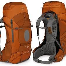 Osprey Aether Ag 70 Orange In 2019 Osprey Backpacks