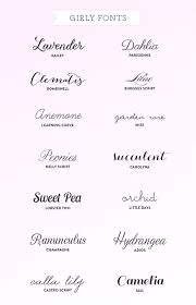 My Favorite Girly Fonts Tattoos Tattoos Tattoo Fonts Girly Tattoos