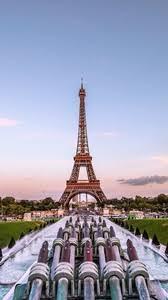 Great ... Preview Wallpaper Eiffel Tower, Paris, Gold Evening, France, Fountain