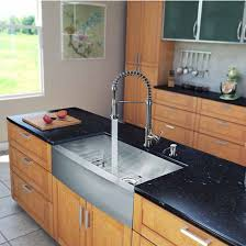 all in one 33 camden stainless steel farmhouse kitchen sink set