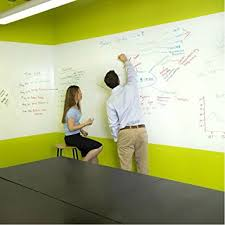 home office whiteboard. coavas white board sticker peel and stick dry erase message decal for home office whiteboard t