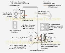 wiring diagrams 3 light switch 3 way switch with outlet four way how to wire a switch outlet combo with power constantly supplied to the outlet at Wiring Diagram For Light Switch And Plug