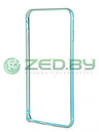 <b>Чехол</b>-<b>бампер Ainy для</b> APPLE iPhone 6 Plus Blue QC-A014N ...