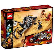 LEGO Ninjago Cole's Dirt Bike Building Set
