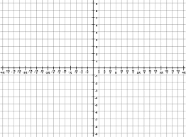 Graph Paper With Numbered Coordinates Up To 20 Rome