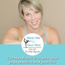 Meet Me on Your Mat / Yoga with Tori Hicks-Glogowski