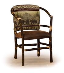 Hickory Chair Rustic Hickory And Oak
