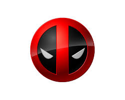 Logo do Deadpool ... | Deadpool logo wallpaper | Deadpool, Deadpool ...