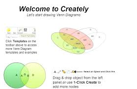 A B C Venn Diagram Venn Diagrams In Excel Diagram Excel Diagrams Diagram Excel Example