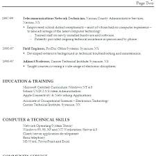 High School Resume Template No Work Experience Resume Format Work Experience Resume Template With No Work