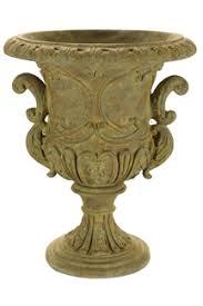 Decorative Urn Planters Ornate Urn Stone Cast Resin Urn Planter 1