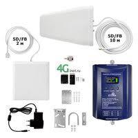 <b>Готовый комплект</b> для <b>усиления сотовой</b> связи и интернета 3G ...