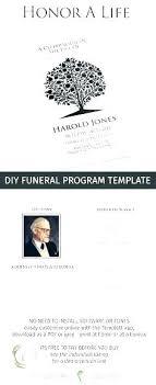 Booklet Program Template Catholic Funeral Mass Template Program Booklet Wedding Six