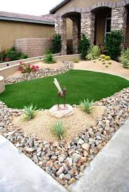 Small Picture Small Low Maintenance Front Yard Landscape Ideas New Home Designs