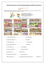 48 FREE Directions - Giving and Asking Worksheets