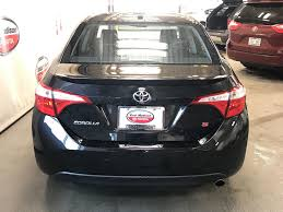 2015 Used Toyota Corolla 4dr Sedan Manual S Plus at East Madison ...