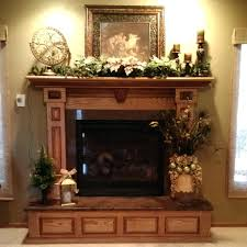 fireplace mantel decor decoration decorating ideas with glass front and  awesome for your family room