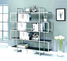 Glass shelves bookcase Brass Shelf Glass Bookcase With Shelves Billy Coaster Four Tier Chrome Ameriwood White Glass Door Shelf Bookcase Anhduong Ikea Glass Shelf Bookcase Shelves Chrome Style Mid Century And
