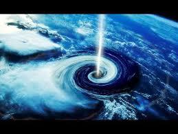 Resultado de imagen de ¿Mini agujeros negros que atraviesan la Tierra a diario?