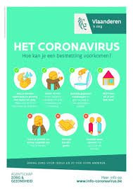 Maatregelen Coronavirus vanaf 13 maart 2020