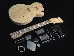les paul guitar kits
