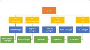 Organizational Structure Tutorialspoint