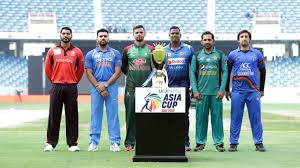 Asia Cup Chart Asia Cup 2018 Full Schedule Squads And Where To Live Stream