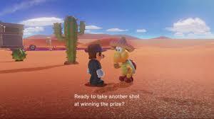 super mario odyssey for nintendo switch sand kingdom direct feed gameplay